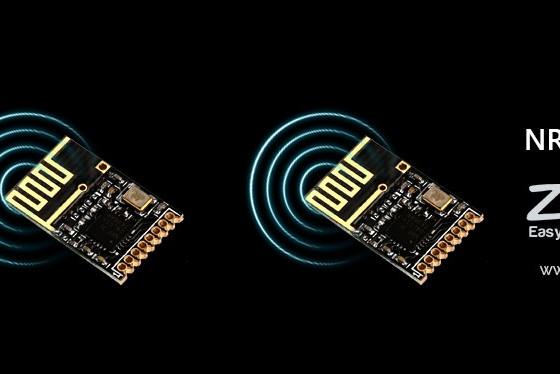 آموزش راه اندازی NRF24L01 توسط EasyMCU