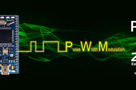 راه اندازی واحد PWM توسط EasyMCU